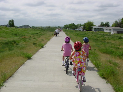 Trails see large increase in use